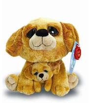 Perro De Juguete Suave - De Mascotas Mini Me 25cm 4 Surtidos