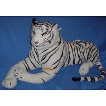 Tigre De Bengala Blanco De 1.70m Mejor Mascota Que Un Perro