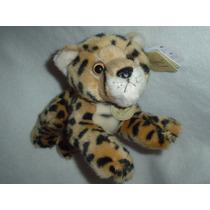Leopardo Cachorro Aurora Miyoni Superreal Nuevo Calidad
