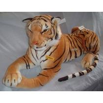 Tigre De Bengala Gigante 1.70m De Largo