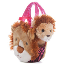 Bolsa De León - Aurora 20cm Fantasía Pal Pet Carrier Child