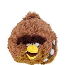 Angry Birds Star Wars Chewbacca Pájaro 5 Felpa Con Sonido