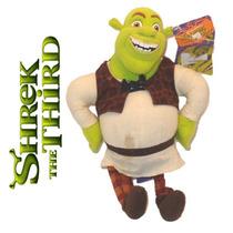 Peluche Shrek Tercero