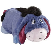 Pillow Pets Auténtico Disney 18 Eeyore Plegable Felpa Almoh