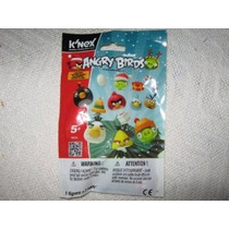 Angry Birds Figuras Misterio De Navidad