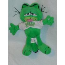 Garfield Verde Green Around The Gills Original Expressions