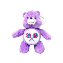Care Bears 6.5 Pulgadas Plush Backpack Clip - Tenderheart Os