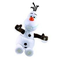 Frozen Bailar Y Cantar Olaf Juguete De Felpa