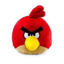 Angry Birds Felpa 8 Pulgadas Pájaro Rojo Con Sonido