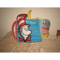 Libro Peluche Dr. Seuss Nursery El Gato Del Sombrero