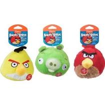 Hartz Angry Birds 5 Bola De Felpa Con Un Chip De Sonido - P