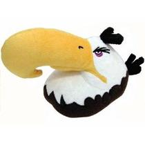 Angry Birds Felpa Mighty Eagle - Sin Sonido (edición Limitad