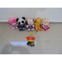 5 Muñecos Y Accesorios Build A Bear