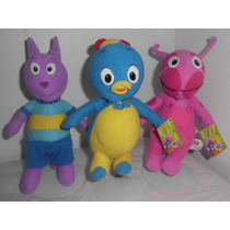 Backyardigans Serie 3 Personajes 40cms $890.00 Who