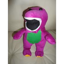 Barney De Peluche 35 Cms