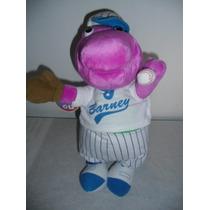Barney Beisbolista Original $ 470.00bbf Mas Envio