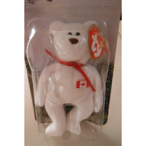 Peluche Oso Maple The Bear Ty Beanie Babies Edicion Canada