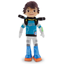 Peluche Miles Tomorrowland Disney Store Original