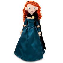 Merida Disney Store 50cm Muñeca Brave Valiente Princesas