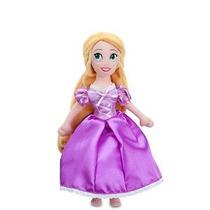 Mini Rapunzel Plush Doll - 11