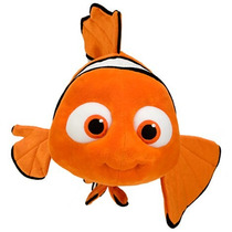 Nemo Dory Marlin Peluche Grande Disney Store