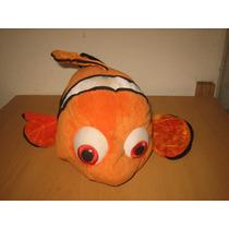 Peluche De Buscando A Nemo Disney Pixar Original Pez