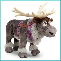 Muñeco Frozen Sven Reno Original Disney Collection Peluche