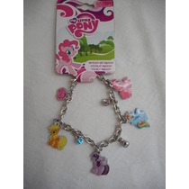 Pulsera My Little Pony Original Mi Pequeño Pony