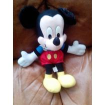 Peluche De Mickey Mouse De 35 Cm
