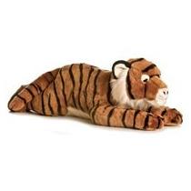 Tigre Peluche Gigante Flopsie Aurora Original Importado