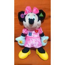 Disney - Peluche Minnie Mouse Mimí Parlante Formas Y Colores