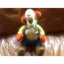 Winnie Pooh De Buzz Lightyear Y Tigger De Woody De Disney