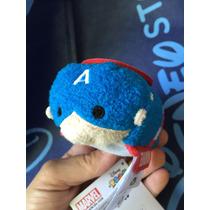 Tsum Tsum Mini Capitan Américaamerica Disney Store Original