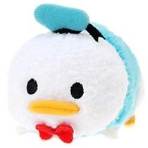 Disney Pato Donald Tsum Tsum Peluche - Mini - 3 1/2