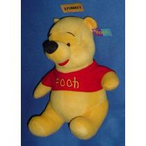 Winnie Pooh De 24 Cms Original Amigo De Tigger Y Piglet