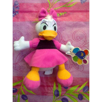 Disney Peluche De Daisy Novia Del Pato Donald Del Mcdonalds