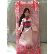 Muñeca Mulan Disney Store 29cm