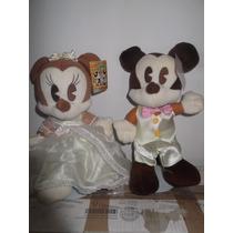 Mimi Y Mickey Novios $$590.00 Envio Gratis