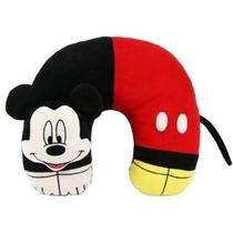 Personajes De Disney Mickey Mouse 3d Almohada De Viaje 11 X