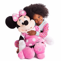 Minnie 90cm Gigante Importado Disney Store Juguete Peluche