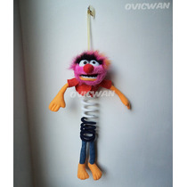 Peluche De Animal De Los Muppets Con Cuerpo De Resorte Mp44