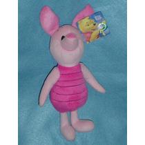 Piglet De 24 Cms Original Amigo De Pooh Tigger Y Ritoo