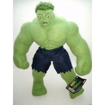 Muñeco De Peluche El Increíble Hulk 12 Pulgadas