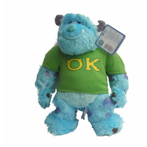 Muñeco De Peluche Monster Inc. University Sullivan
