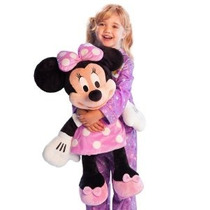 Disney Store Grande / Jumbo Carácter 27 Minnie Mouse De Pel
