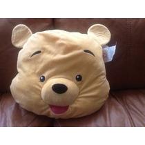 Preciosa Almohada De Winnie Mide 35 Cm De Disney Store