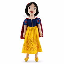 Blanca Nieves Disney Store Juguete Peluche