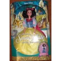 Disney Blancanieves Y Los Siete Enanitos Doll