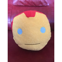 Tsum Tsum Mediano Iron Man Disney Store Original 27.5cm