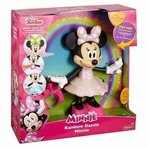 Minnie Mouse Mimi Vestido Luminoso Fisher Price 25 Frases